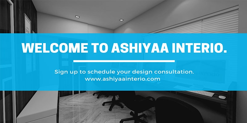 Office Interior Design Kolkata - Ashiyaa Interio